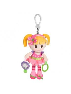Игрушка-подвеска Playgro - Кукла