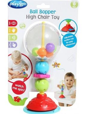Игрушка погремушка для стульчика Playgro Шарики (25241)