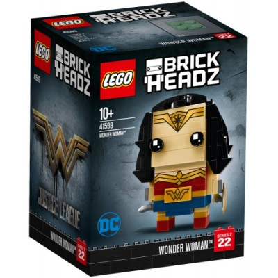 LEGO Brick Headz Чудо-Женщина (41599)