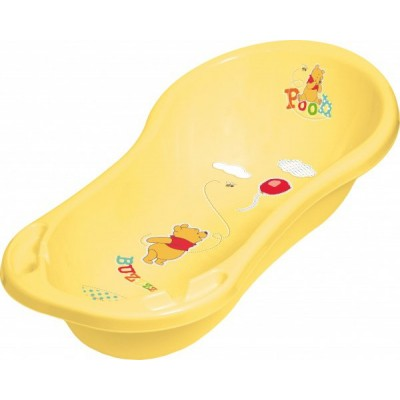 Детская ванночка ОКT kids Винни Пух Желтый (15564)