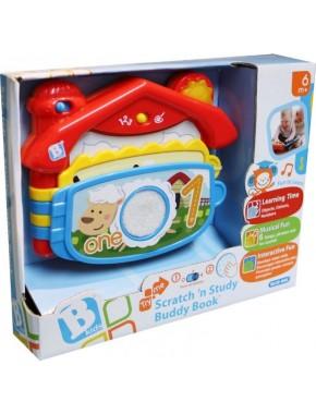 BabyBaby — Музыкальная игрушка Книга