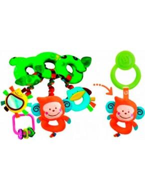 BabyBaby — Игрушка на коляску Джунгли