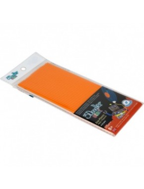 Набор стержней для 3D-ручки (оранжевый, 24 шт)