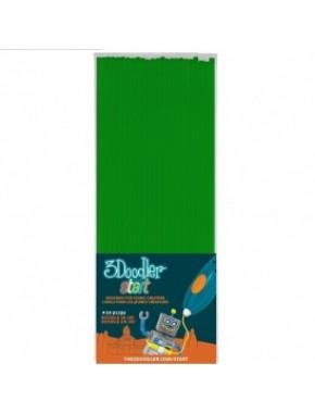 Набор стержней для 3D-ручки (зеленый, 24 шт)