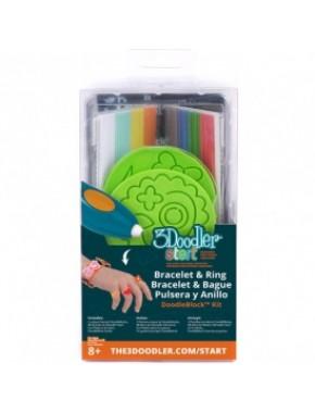 Набор аксессуаров для 3D-ручки - ЮВЕЛИР (48 стержней, 2 шаблона)