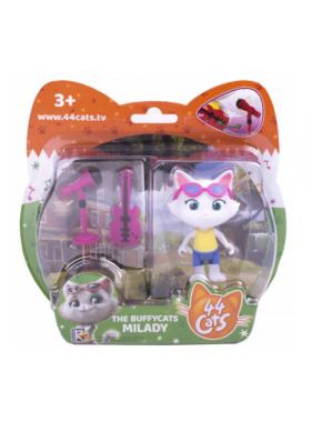 Игровой набор 44 Cats фигурка Миледи с аксессуарами (34102)