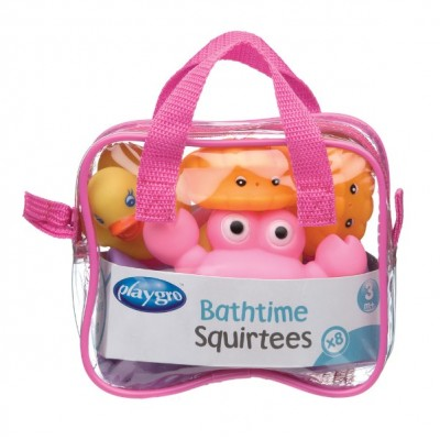 Игрушка для ванной Playgro Брызгалки (для девочек)