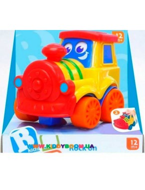 BabyBaby — Веселый паровоз