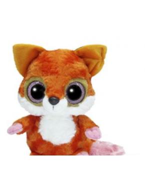 Yoo Hoo Червона лисиця сяючі очі 23 см