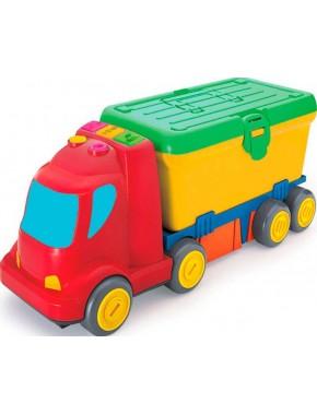BabyBaby — машинка грузовик с инструментами