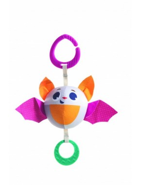 Игрушка-погремушка Tiny Love Летучая мышка Оскар (1115700458)