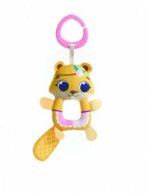 Игрушка погремушка Tiny Love Бобер Альбертина (1115100458)