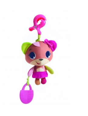 Игрушка погремушка Tiny Love Малышка медвежонок Изи (1115500458)