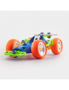 Конструктор Keedo Машинка Формула (J-7707)