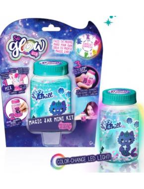 """Игрушка для развлечений So Glow """"Магическая банка"""", 6 в ассортименте (SGD001)"""