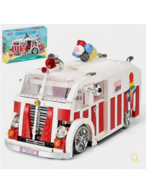 "Конструктор Keedo ""The Ice Cream Car"" (XB08004)"