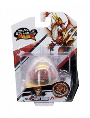 Бэйблейд в яйце Infinity Nado Огненный Дракон (Fiery Dragon ) V серія Egg (YW634102)