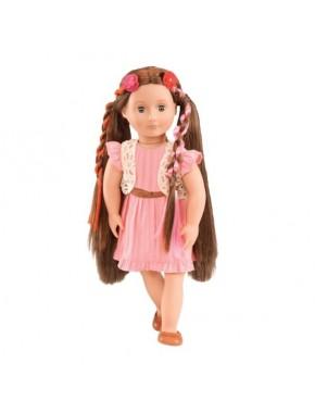 Кукла с растущими волосами Паркер Our Generation, 46 см (BD37017Z)