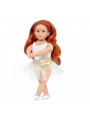Кукла Балерина Мейбл Lori, 15 см (LO31046Z)