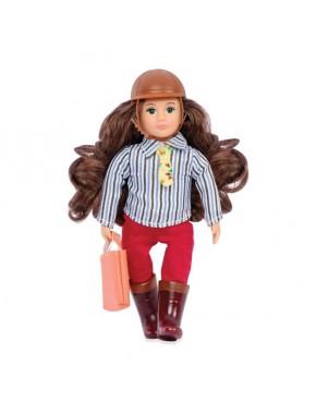 Кукла Наездница Тиган Lori , 15 см (LO31031Z)
