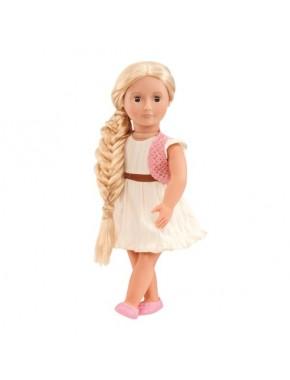 Кукла Фиби Our Generation Кукла Фиби (46 см) с волосами что растет и аксессуарами (BD31028Z)