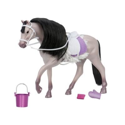 Игровая фигурка Андалузская лошадь Lori, серый (LO38001Z)
