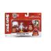 Набор фигурок Jazwares Angry Birds ANB Mission Flock Ред и Сильвер (ANB0007)