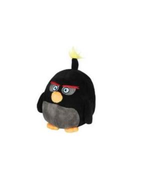 Мягкая игрушка Jazwares Angry Birds ANB Little Plush Бомб (ANB0027)