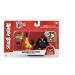 Набор фигурок Jazwares Angry Birds ANB Mission Flock Бомб и Чак (ANB0008)