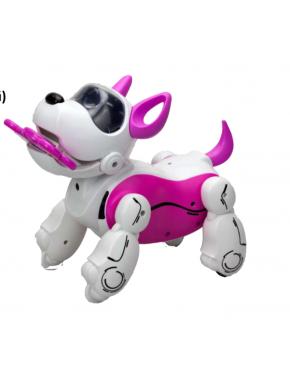 Игрушка собака-робот PUPBO розовый
