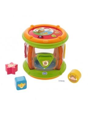 Музыкальная игрушка-сортер Chicco Барабан Король Лев (07514.00)