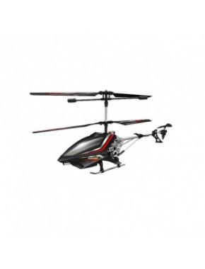 Вертолет радиоуправляемый - EXPLOITER S (черный, 40 см, 3-канальный, с гироскопом) YW858401