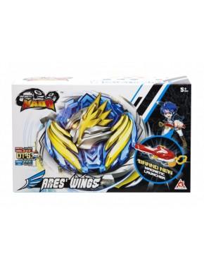 БэйБлейд с пускателем Infinity Nado Крылья Ареса (Ares' Wings) V серия Original (YW634301)