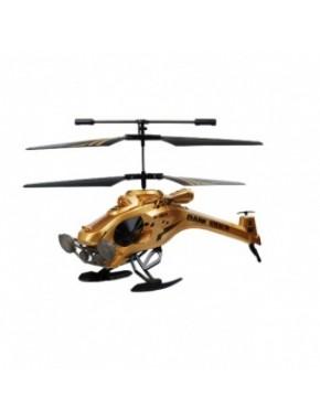 Вертолет на ИК управлении - DARK STEALTH (золотой, 22 см, 3-канальный, с гироскопом) YW857103