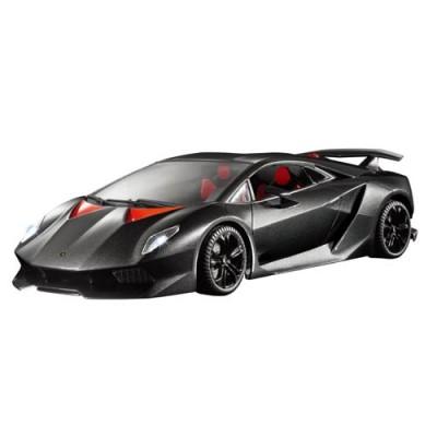 Автомобиль радиоуправляемый - LAMBORGHINI SESTO ELEMENTO (черный, 1:16) LC258040-0
