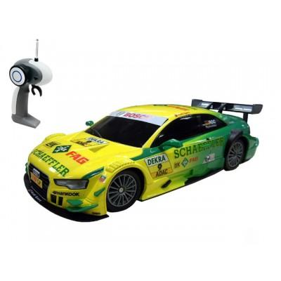 Автомобиль радиоуправляемый - AUDI A5 DTM (желтый, 1:16) LC258720-4