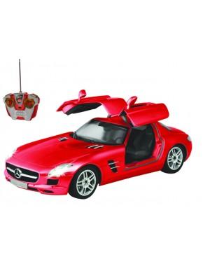 Автомобиль радиоуправляемый - MERCEDES-BENZ-SLS-AMG (красный, 1:16) LC258810-2