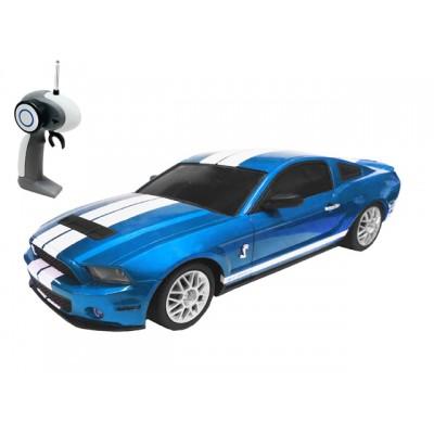 Автомобиль радиоуправляемый - FORD-MUSTANG SHELBY GT500 (синий, 1:16) LC258870-6