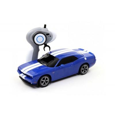 Автомобиль радиоуправляемый - DODGE CHALLENGER SRT8 (синий, 1:16) LC258880-6