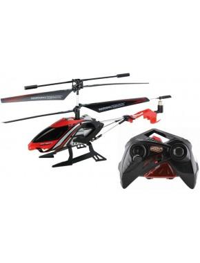 Вертолет на ИК управлении - STALKER (красный, 20 см, 3-канальный, с гироскопом) YW856611-2