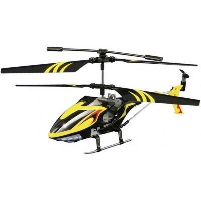 Вертолет на ИК управлении - LIGHTENING FALCON (желтый, 20 см, 3-канальный, с гироскопом) YW858110G