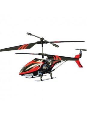 Вертолет на ИК управлении - LIGHTENING FALCON (красный, 20 см, 3-канальный, с гироскопом) YW858120G