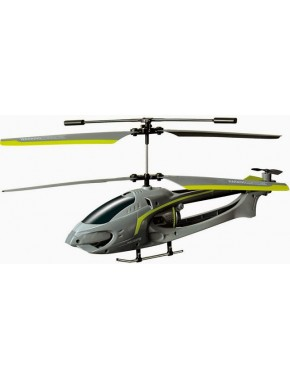 Вертолет на ИК управлении - NAVIGATOR круиз-контроль (зелёный, 20 см, с гироскопом, 3 канала) YW858161