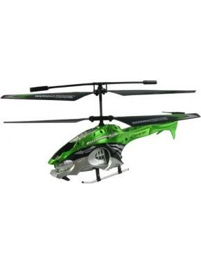 Вертолет на ИК управлении - PHANTOM SCOUT контроль высоты (зеленый, 20 см, с гироскопом, 3 канала) YW858192