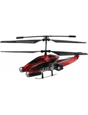 Вертолет на ИК управлении - PHANTOM INVADER контроль высоты (красный, 20 см, с гироскопом, 3 канала) YW858193