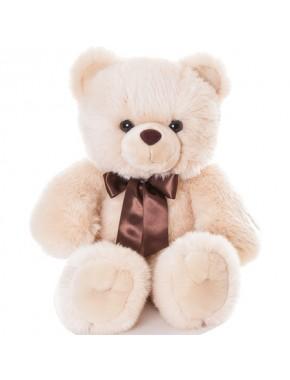 Ведмедик Aurora кремовий 60 см