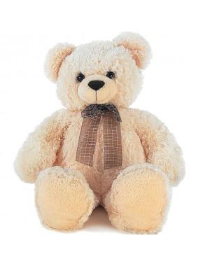 Ведмедик Aurora кремовий 70 см