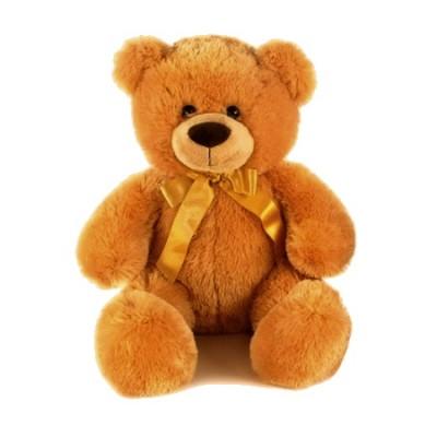 Ведмедик Aurora коричневий 26 см