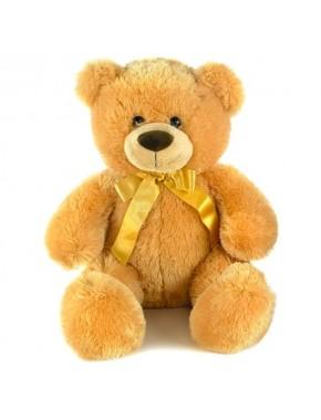 Ведмедик Aurora медовий 40 см