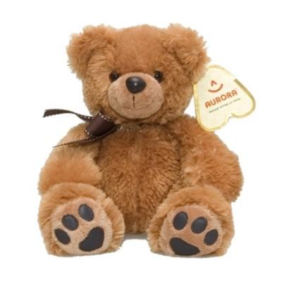 Ведмедик Aurora коричневий 27 см